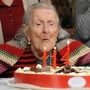"""E' morta Emma Morano, la """"nonnina"""" del mondo: nata nell'800, aveva 117 anni e 137 giorni"""