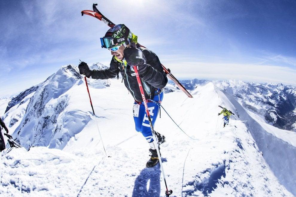 Cervinia: via al trofeo Mezzalama, la gara di sci più dura delle Alpi