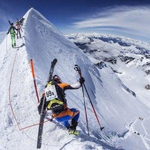 Parte all'alba da Cervinia la gara di scialpinismo più massacrante del mondo