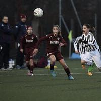Le ragazze del Torino Calcio contro il presidente: