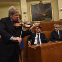 Un premio a Torino per Ughi:
