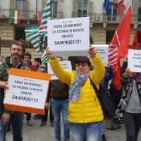 Torino, la rabbia dei lavoratori Iol: