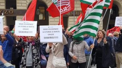 """Torino, la rabbia dei lavoratori Iol: """"Altro maxi dividendo, la storia si ripete"""""""