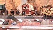 Alla macelleria Gabaleta carni Coalvi e dall'Italia                          di LEO RIESER