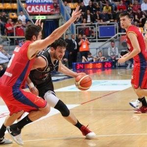 A2, playoff di basket: colpo grosso di Casale in casa della Virtus Bologna