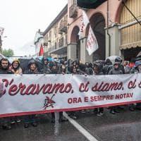 Migliaia contro la Tav a San Didero, sfila anche il vicesindaco di Torino