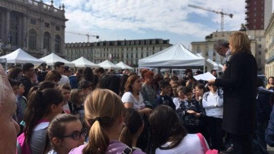 Torino, 40 scuole in gara per raccontare la sicurezza stradale