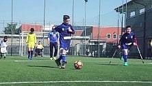 Un calcio alla disabilità:  la Coppa Italia premia anche gli InSuperabili