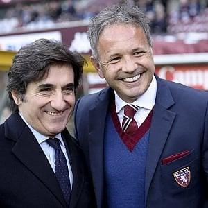 """Torino,Cairo torna a Superga e promette: """"Non vendo Belotti"""""""