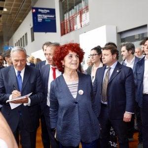 """Franceschini al Salone del Libro: """"Uscire dalla competizione tra Milano e Torino"""""""