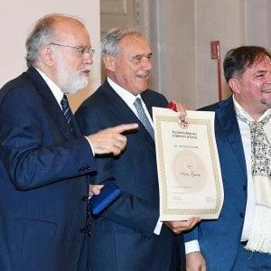 """Il presidente del Senato Grasso """"Accademico d'onore"""" dell'Accademia Albertina"""