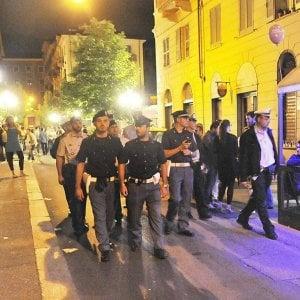 Torino: blitz antidroga a san Salvario, chiuse alcune vie della movida