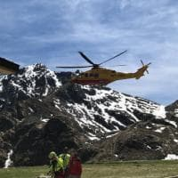 Oropa: si blocca la funivia del santuario, soccorsi anche in elicottero