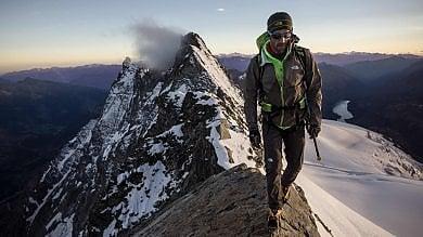L'alpinista valdostano Barmasse ha scalato lo Shisha Pangma, 8013 metri in Tibet