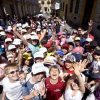 Torino, una festa alla Mole per il gemellaggio tra la scuola del centro