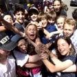 Festa alla Mole per il gemellaggio tra la scuola del centro e quella di periferia   foto