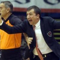 Basket, il due volte campione d'Italia Banchi nuovo coach di Fiat Torino