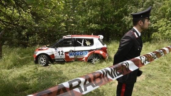 Bimbo ucciso al rally di Torino, ecco le immagini choc