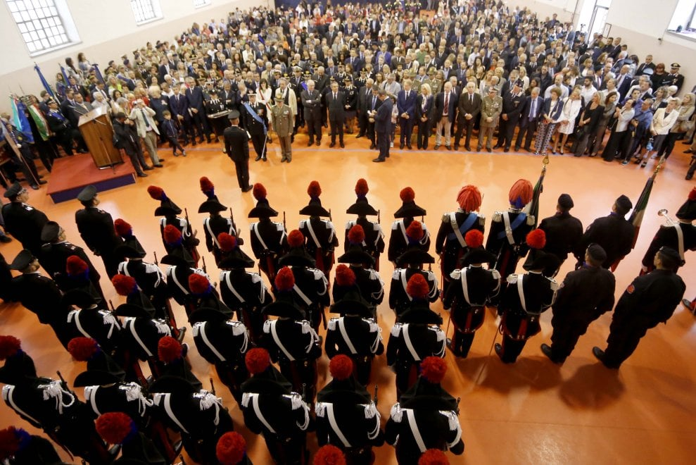 Festa dei carabinieri, a Torino e Cuneo l'anniversario delle regie patenti di Vittorio Emanuele I