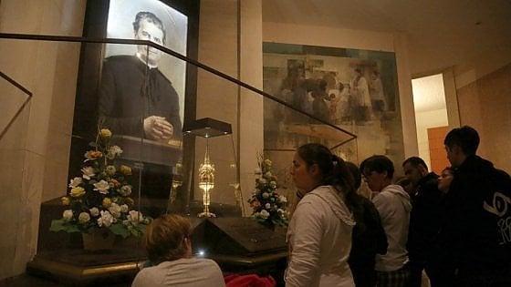 Ritrovato il cervello di Don Bosco: il ladro lo teneva in cucina