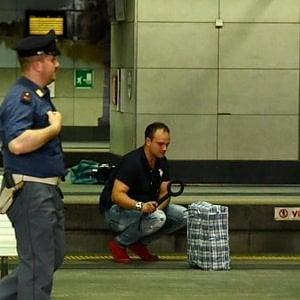 Torino, chiusa per un'ora la stazione di Porta Susa per un bagaglio sospetto abbandonato sulla banchina
