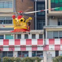 Saluzzo, grave un bimbo di un anno ferito in un incidente stradale
