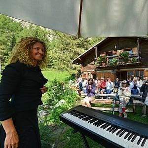 Sul Monte Rosa con un pianoforte a coda, sarà il concerto più alto del mondo