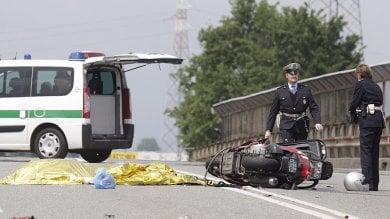 Torino, il figlio del motociclista ucciso mette una taglia sulla donna che l'aveva investito