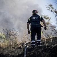Piemonte, la Protezione civile lancia l'allarme incendi: