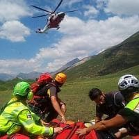 Mondovì, ritrovato il corpo senza vita  dell'escursionista scomparso domenica