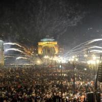 Torino, così piazza Vittorio sarà blindata per i fuochi di San Giovanni