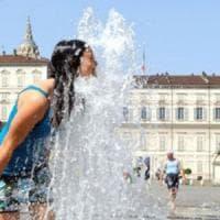 Caldo quasi da primato sul Piemonte, Torino sfiora il record degli ultimi