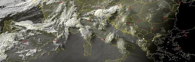 Arrivano i temporali a spezzare l'afa, allerta gialla della Protezione civile per il Piemonte