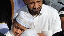 Il pisolino del piccolo fedele di Allah al rito del Ramadan