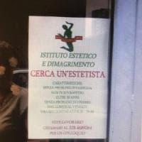 """Asti, Cgil contesta l'annuncio: """"Cercasi estetista non in sovrappeso, senza problemi di..."""