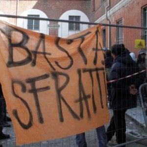 Torino capitale degli sfratti secondo i dati del Viminale