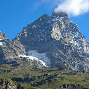 Cervino, alpinista precipita e muore nei pressi di Capanna Carrel