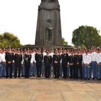 Torino, carabinieri:  gli allievi ufficiali di Modena in missione sotto la Mole