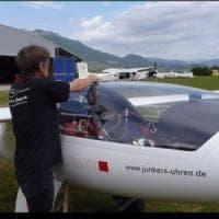 Precipita aliante sui monti tra Italia e Francia, morto il pilota