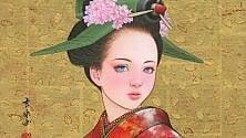 Caraglio, la mostra del kimono si inaugura alle 6:08, ora del sol levante