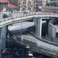 Chiusi i cavalcavia di corso Dante e corso Grosseto, caos per il traffico