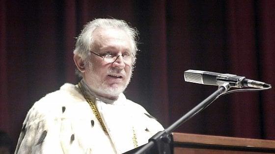 Morto l'ex-rettore dell'Università di Torino, il mondo accademico piange Ezio Pelizetti