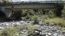 Se questo è un fiume,  il Po al tempo  dell'allarme siccità