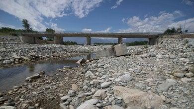 Emergenza siccità, le scorte nelle dighe salvano il Piemonte dalla grande sete          Foto