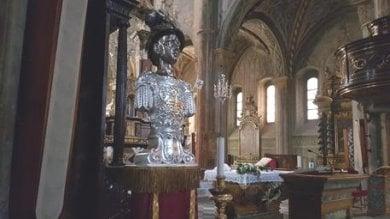 """Siccità, nel Cuneese in ginocchio si prega San Chiaffredo: """"Dona pioggia alla terra"""""""
