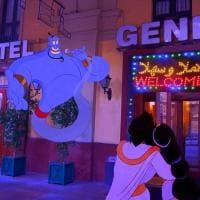 Torino è un cartoon: così i fotomontaggi degli eroi Disney spopolano sul web