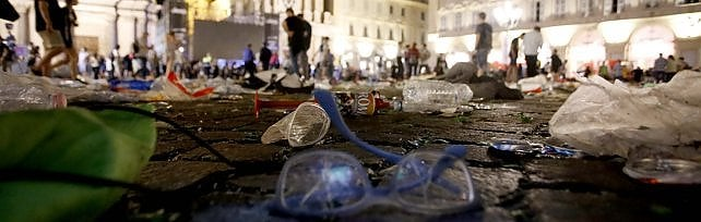 Piazza San Carlo: dalle polizze agli steward, così si è tagliato su tutto per la sera finita in tragedia