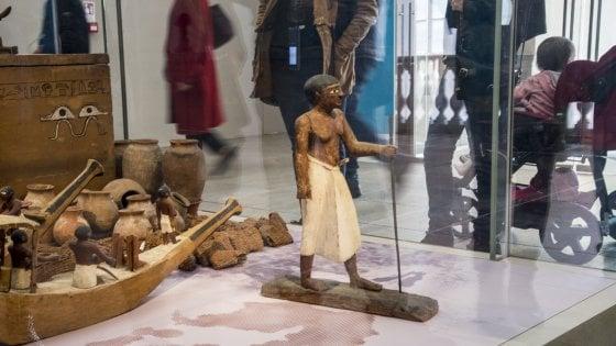 Torino, viaggio profumatissimo tra fragranze e reperti del  Museo Egizio