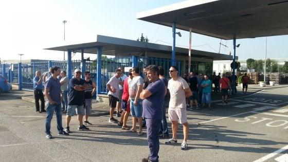 Comital chiude a Volpiano e licenzia i 150 dipendenti