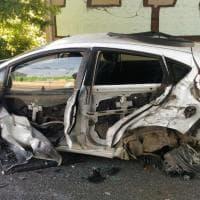 Torino, tir travolge un'auto nella piazzuola di sosta sulla tangenziale: 4 feriti